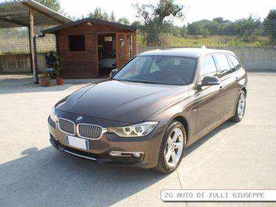 usata BMW 320 xdrive 4X4- FULL FULL OPTIONAL 2015