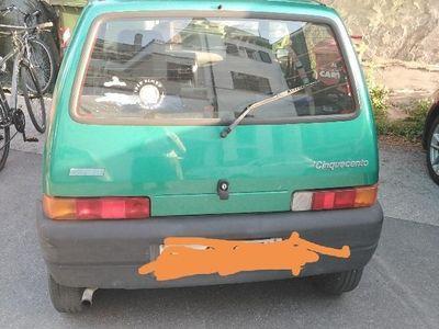 used Fiat Cinquecento 900i cat