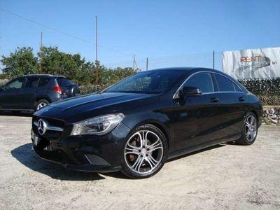 usata Mercedes CLA220 CDI Automatic Sport 177cv
