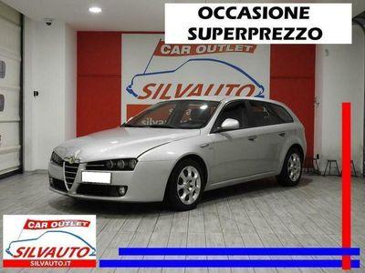usata Alfa Romeo 159 1.9 JTDm 16V SW Distinctive Q-Tr CAMBIO AUTOMATICO
