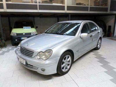 usata Mercedes C200 Classe CCDI 4P Berlina Classic EURO4