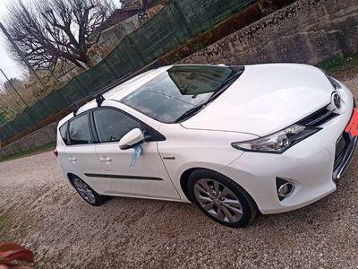 usata Toyota Auris 1.8 Hybrid 5 porte Active