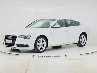 usata Audi A5 SPB 2.0 TDI 190 CV clean diesel Business