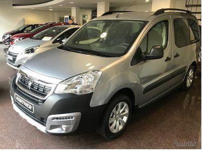 usado Peugeot Partner - 2018 ribassato per disabili