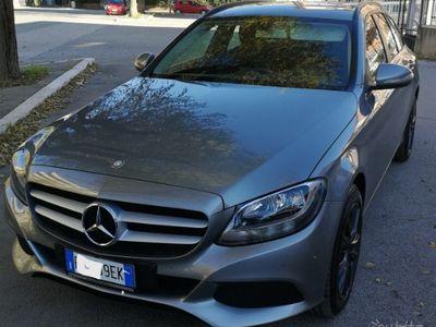 gebraucht Mercedes C200 ClasseSW 1.6 BLUETECH