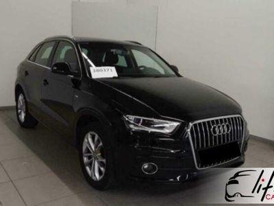 brugt Audi Q3 2.0 TDI S LINE/PANO/XENON/GARANZIA 24 MESI rif. 11316012