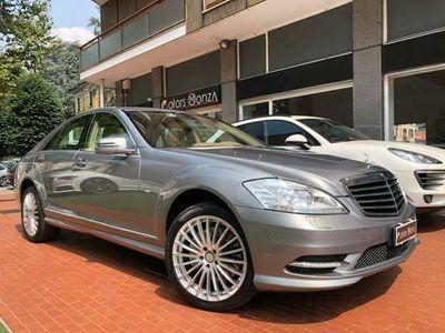 usata Mercedes S350 BlueTEC 4Matic Grand Edition *Tetto *EURO6 *TV/DVD