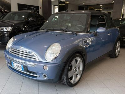 used Mini Cooper Cabriolet 1.6 16V UNIPRO Cerchi 17''
