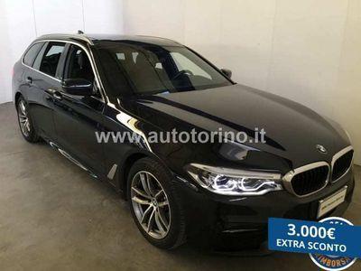 usata BMW 520 SERIE 5 TOURING d touring Msport auto