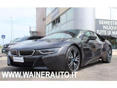 begagnad BMW i8 i8TELECAMERE HEAD UP DISPLAY LED NAVI RADAR