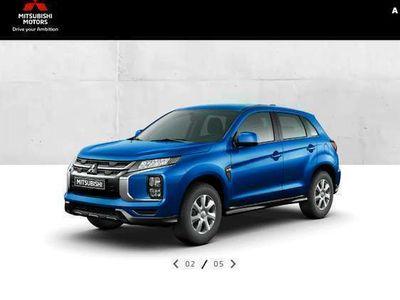 usata Mitsubishi ASX 2.0 2WD Inform