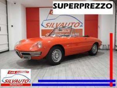 """usata Alfa Romeo GT Junior spider 1300""""osso di seppia"""" 105.91 - super prezzo benzina"""