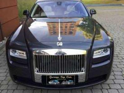 usata Rolls Royce Ghost Fantasma di Benzina
