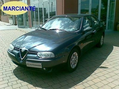 usata Alfa Romeo 156 1.8i 16V Twin Spark cat Distinctive
