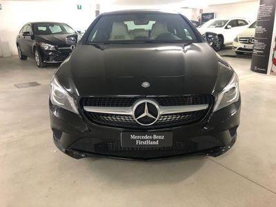 second-hand Mercedes CLA220 CDI 4 MATIC