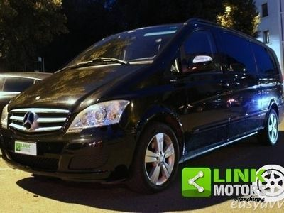 second-hand Mercedes Viano 2.2 CDI 4matic Ambiente, Cambio automatico, Tagliandi certificati