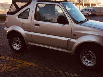 gebraucht Suzuki Jimny 1.3 benzina