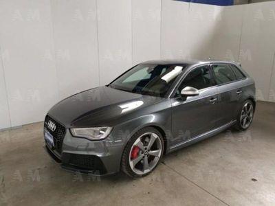 usata Audi RS3 Sportback 3 2.5 TFSI quattro S tronic del 2016 usata a Olgiate Olona