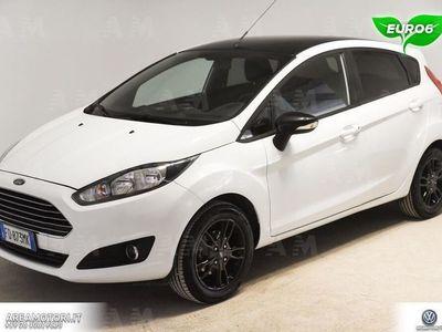usata Ford Fiesta 1.0 Black&White 80cv 5p