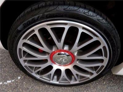 usata Fiat 500 Abarth Cabrio Cabrio 1.4 Turbo T-jet Mta Usato