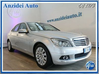 usata Mercedes C200 d Auto
