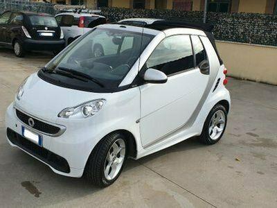 usata Smart ForTwo Cabrio fortwo 1000 52 kW MHD cabrio pulse