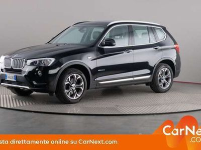 usata BMW X3 Xdrive 20d Xline Aut. 4x4