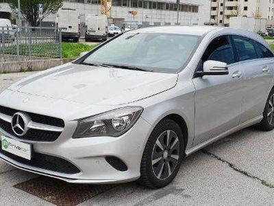 brugt Mercedes 180 CLA Shooting Brake - X117 SBSport Activity edition auto