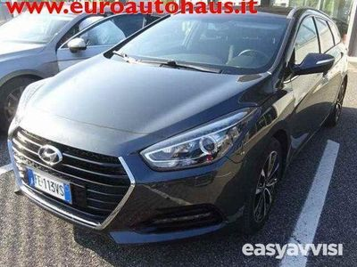 käytetty Hyundai i40 wagon 1.7 crdi 141 cv business *navi,retrocamera* diesel