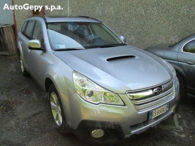 usata Subaru Outback 2.0D CVT Trend