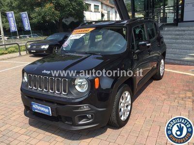 usata Jeep Renegade 1.6 mjt Longitude fwd 120cv