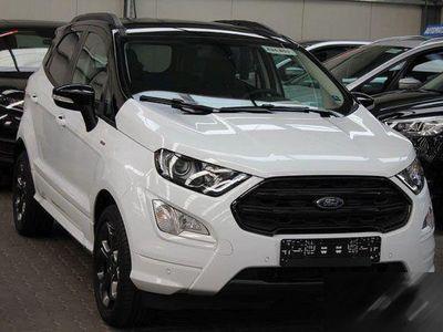 usata Ford Ecosport St-line Navi Xenon Gsd Lm17