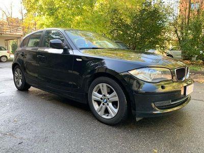 usata BMW 118 Serie 1 (E87) cat 5 porte euro5