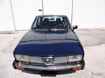 usado Alfa Romeo Alfetta - 1982