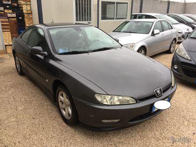 used Peugeot 406 Coupe 2.0 gpl d'epoca 1999