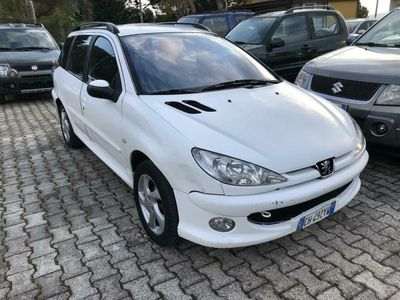 usata Peugeot 206 2.0 HDi SW S