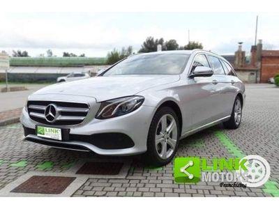 usata Mercedes E220 Classe ES.W. Auto Business