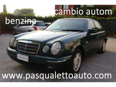 usata Mercedes E200 E 200 cat Elegancecat Elegance