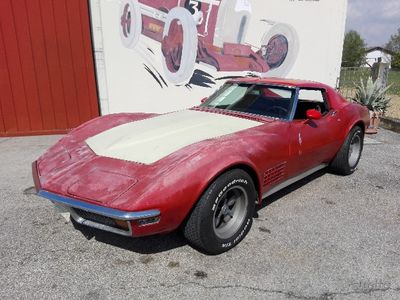 usata Chevrolet Corvette Stingray Corvetteanno 1970