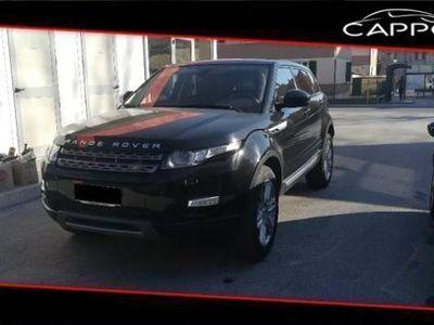usado Land Rover Range Rover evoque 2.2 TD4 5p.