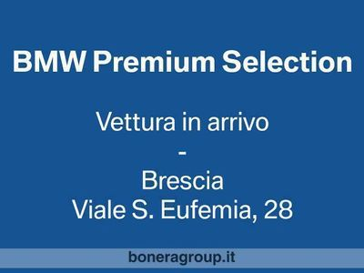 usata BMW 216 Serie 2 d Luxury