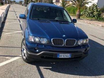 usata BMW X5 4.4i cat
