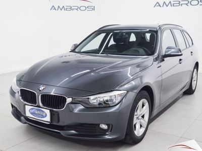 used BMW 318 Touring d Business aut.