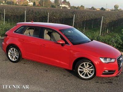 usata Audi A3 SPB 2.0 TDI S-Tronic S-line 150cv!!! +DAB