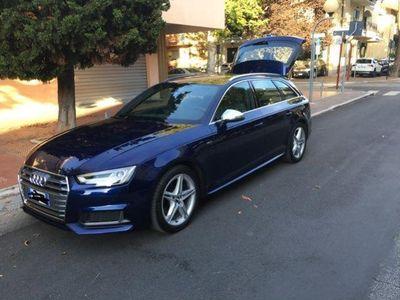 usata Audi S4 Avant 3.0 TFSI quattro tiptronic Busi