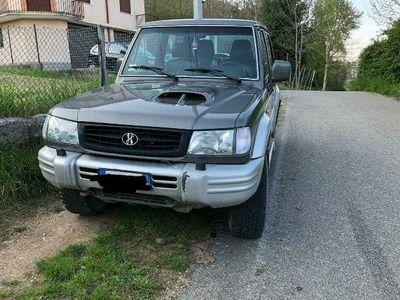 usata Hyundai Galloper 2.5 TDI\\n2.5 Diesel