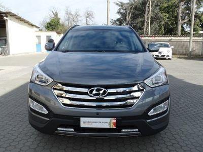 brugt Hyundai Santa Fe 2.0 CRDi 4WD Style