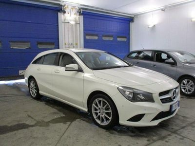 second-hand Mercedes CLA220 CLASSE d Automatic Business SB