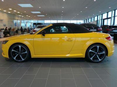 usata Audi TT Roadster 2.0 TFSI S tronic S line 4WD