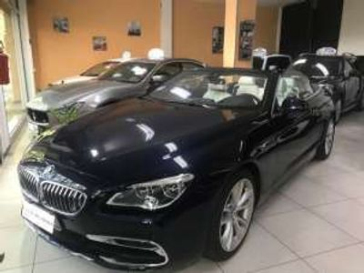 usata BMW 650 Cabriolet i individual 450cv km.6.700 benzina